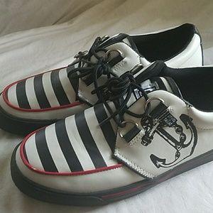 Shoes, ed hardy T.U.K.